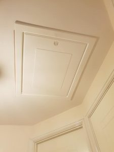 Brand new loft hatch